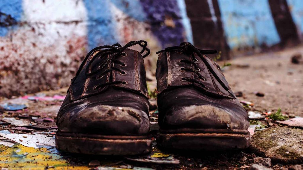 Education-To-Alleviate-Poverty_School-Shoes-Image-1