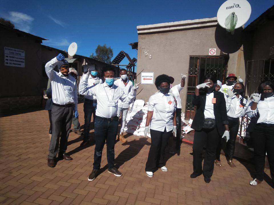 Siyakholwa Support Carecentre Covid-19 Team